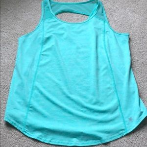 Drytek workout tank from Tek Gear
